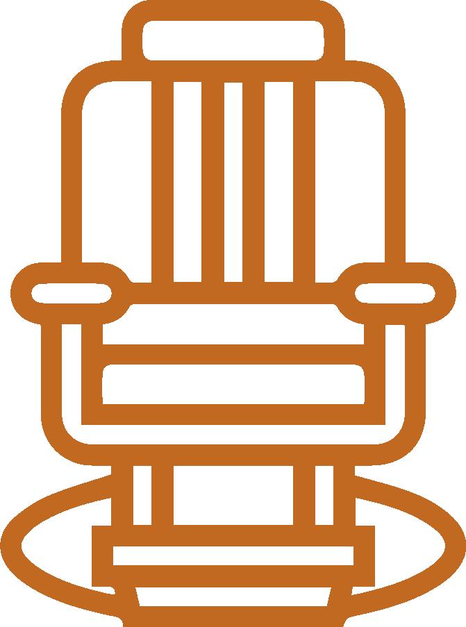 fauteuil curcuma